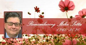 Remembering Mike Setta