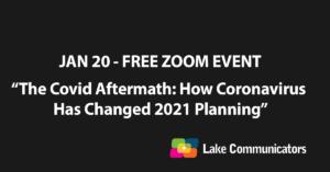 jan 20 2021 Lake Comm meeting